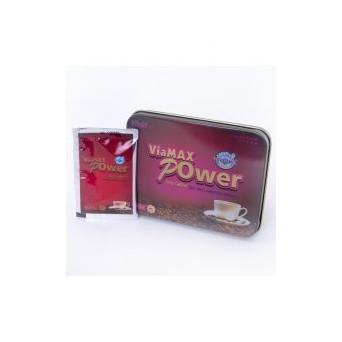 """Возбуждающий кофе для женщин """"ViaMax Power Sexy Coffee"""" №8"""