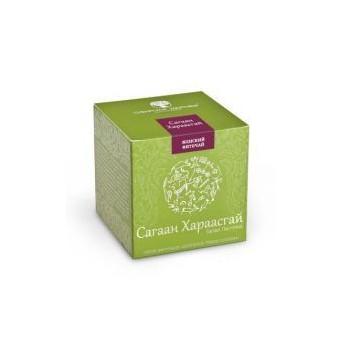 Фиточай «Сагаан Хараасгай» (Белая ласточка) зеленая упаковка 30ф/п