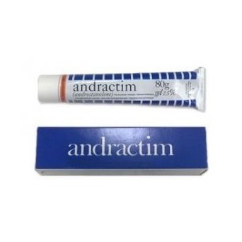 Андрактим гель (Andractim Gel)
