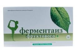 Ферментаиз фруктового растения №30