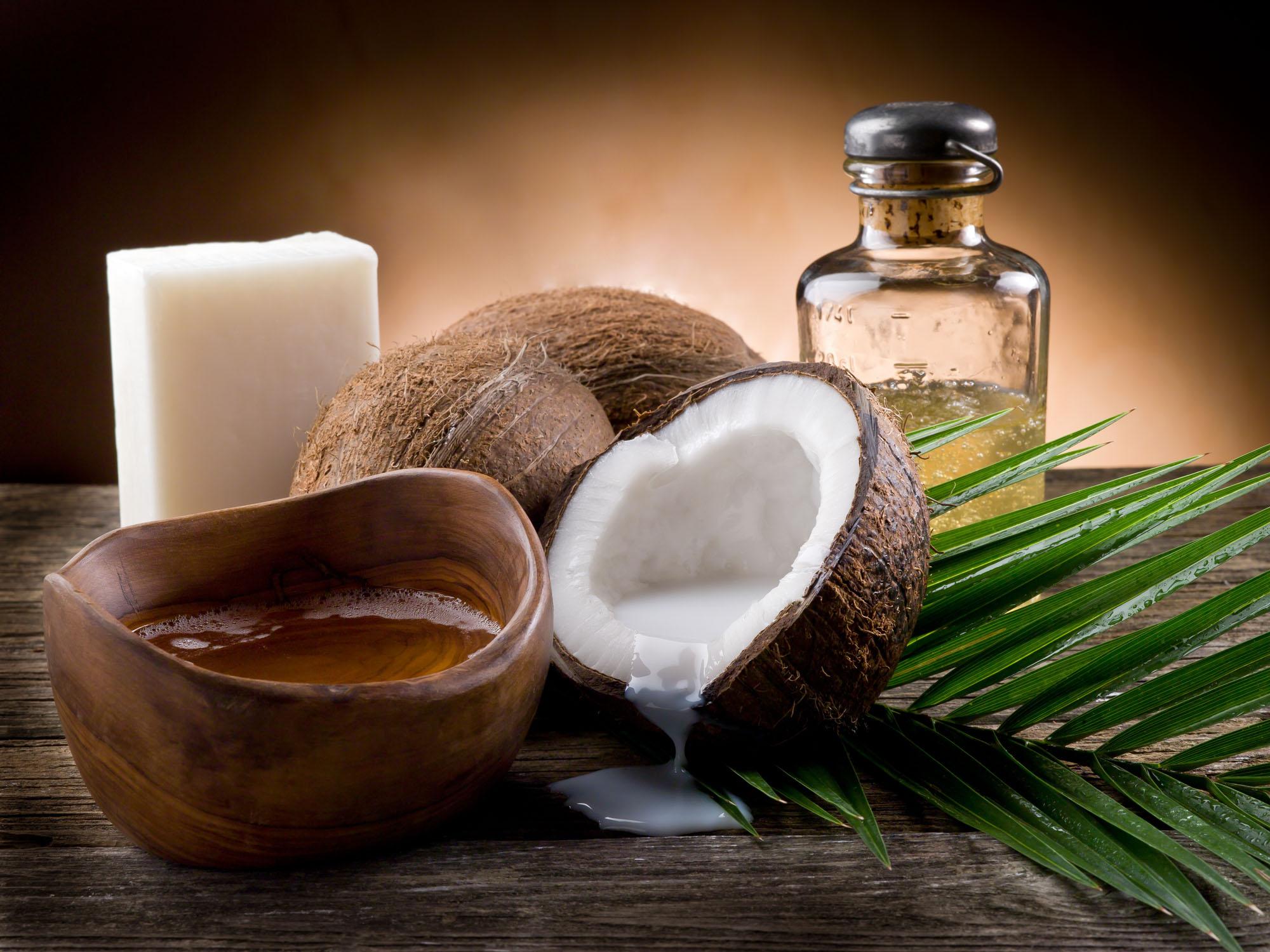 кокосовое масло1